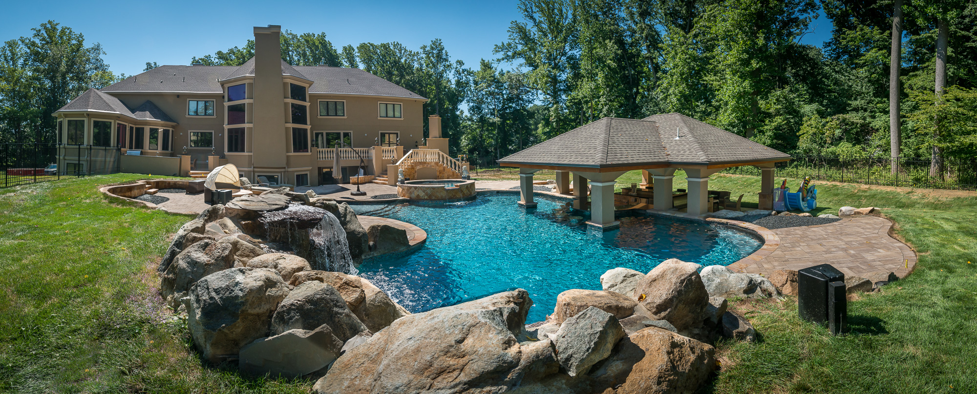 Home; Inground Pools Holmdel Pools By Design New Jersey 15