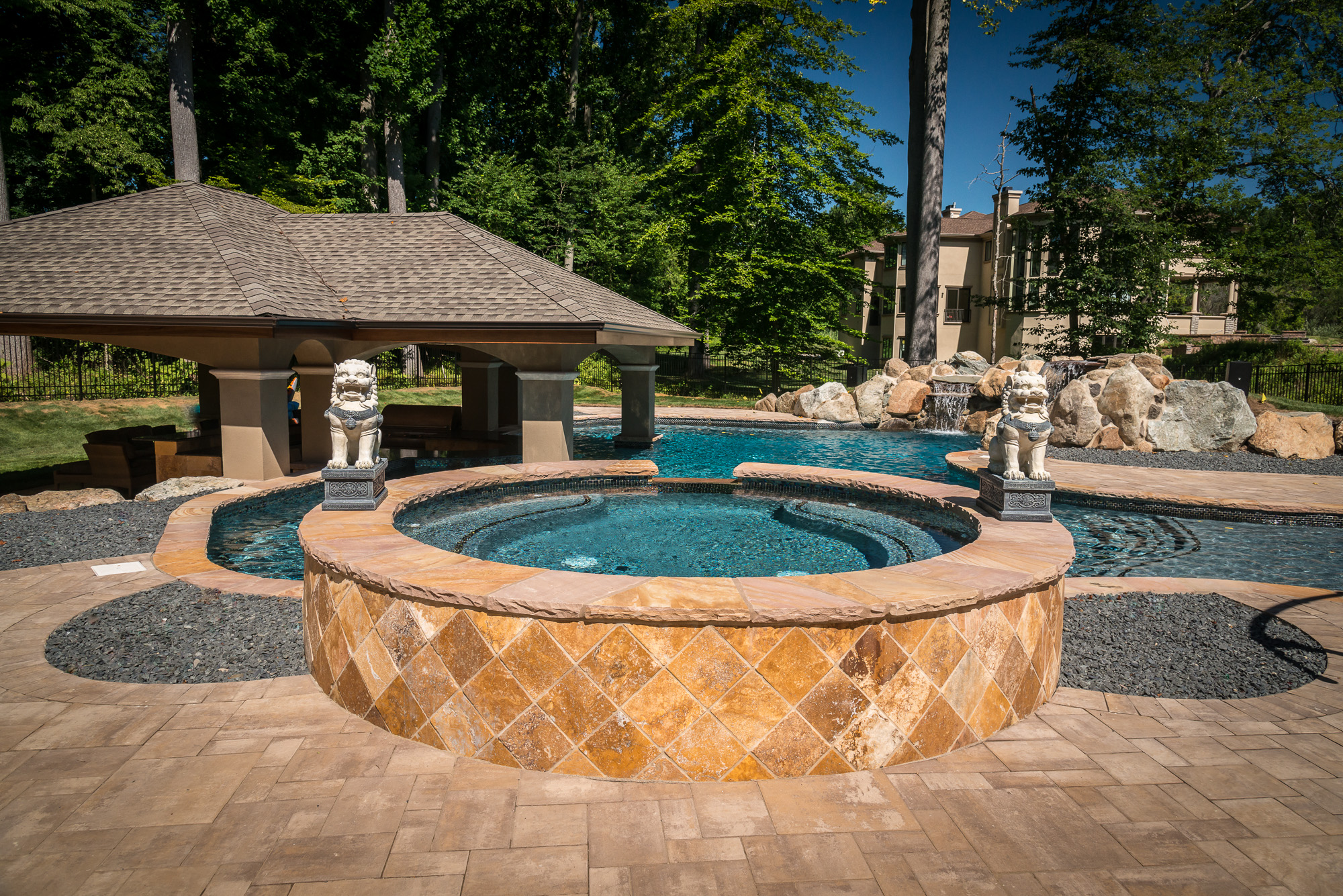 Pools by design 100 backyard by design nature by design landscape - Design a pool online ...