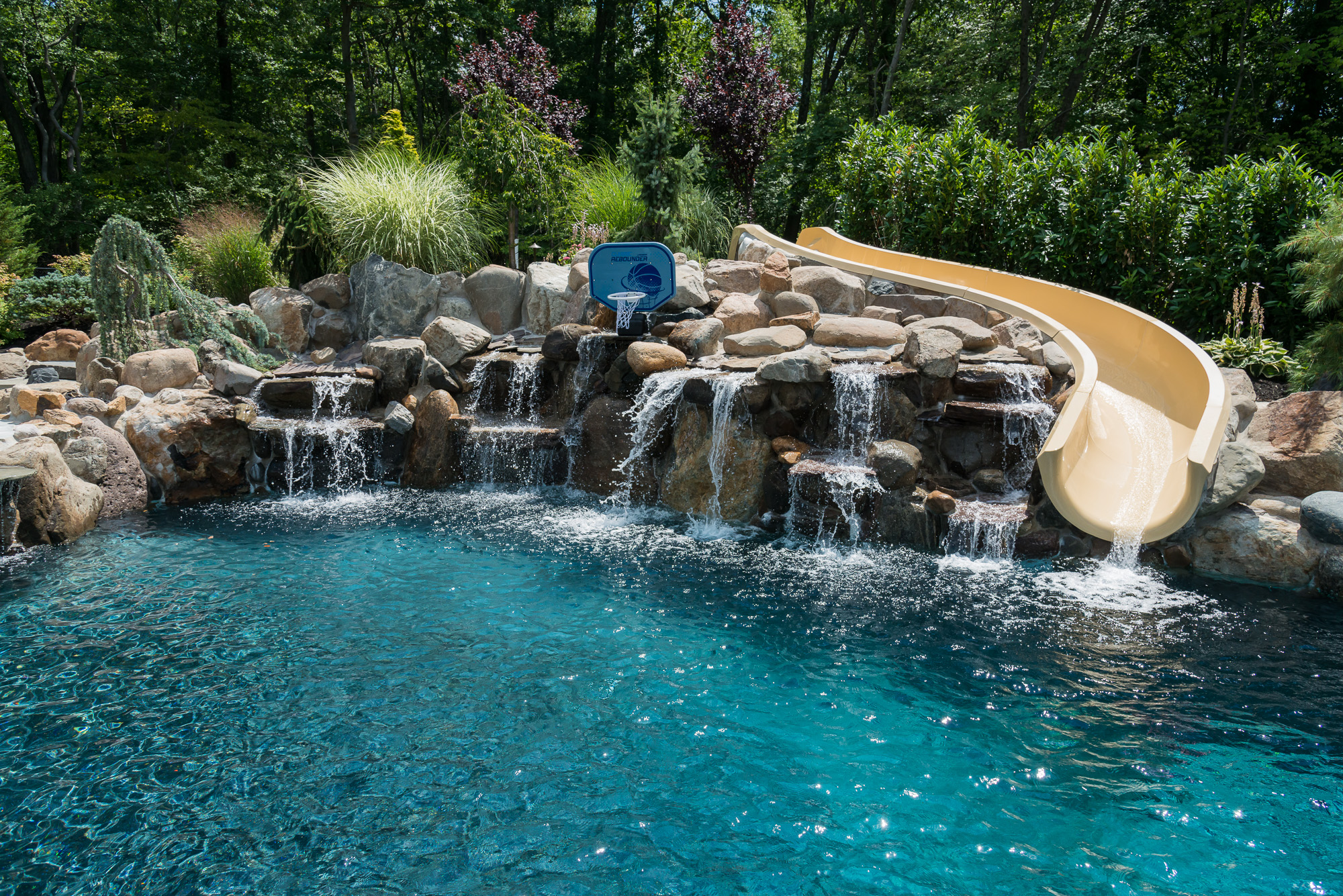 Inground Pools Livingston Nj Pools By Design New Jersey Custom