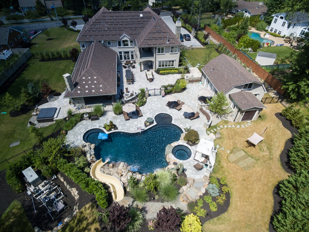 Inground Pools Livingston NJ Pools By Design New Jersey