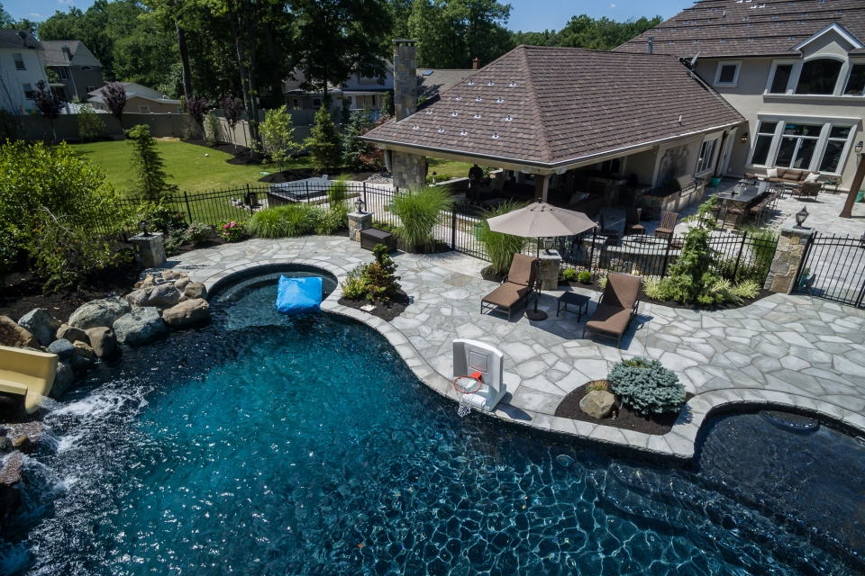 Pool By Design charlotte pool builder and landscaper pool by design nc design online Inground Pools Livingston Nj Pools By Design New Jersey