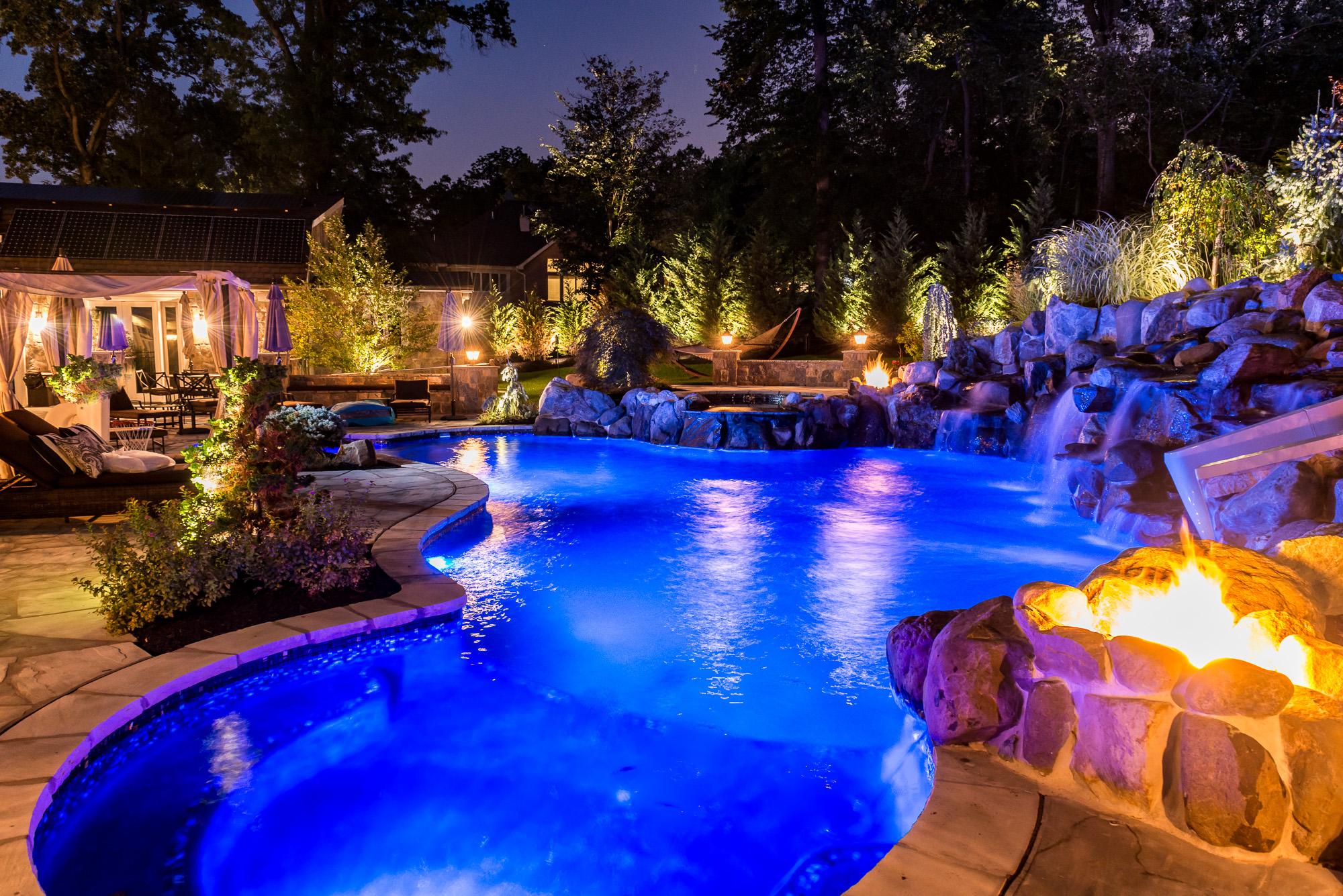 Inground Pools Livingston Nj Pools By Design New Jersey   Pool Designs Nj