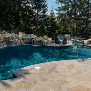 High Quality ... Inground Pools New Providence NJ By Pools By Design New Jersey ...