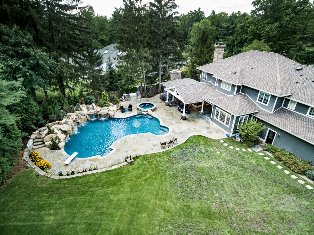 Pools By Design | Pools By Design Nj Custom Inground Pool And Spas Across Northern Nj