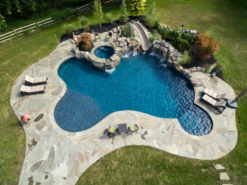 Pools by Design NJ - Custom Inground Pool and Spas Across Northern NJ