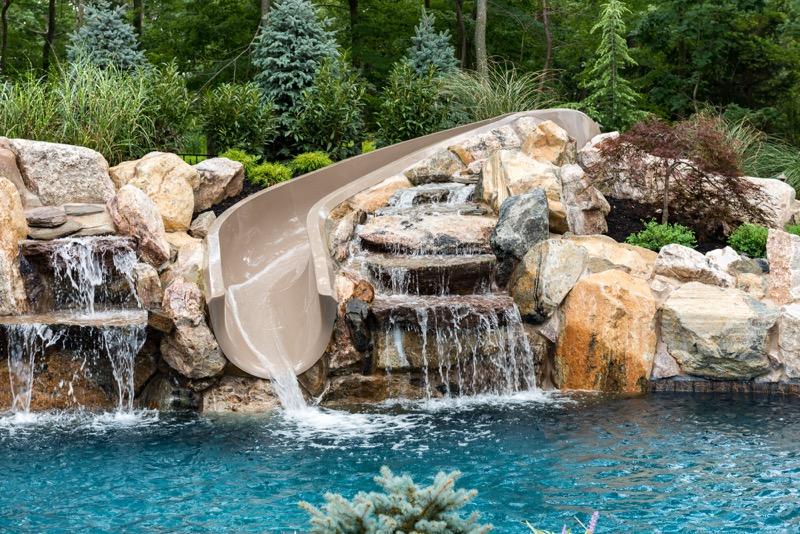 Inground Pools Warren Nj By Pools By Design New Jersey Custom Inground Swimming Pool Design