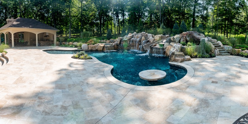... Inground Pools Warren NJ By Pools By Design New Jersey ...
