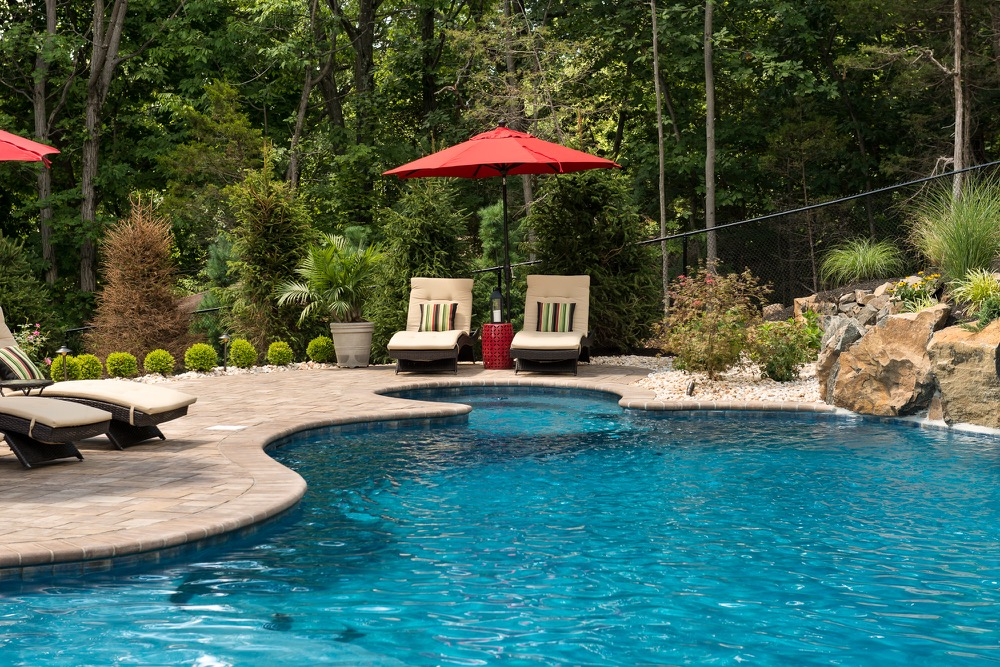 Inground Pools Wayne NJ By Pools By Design New Jersey