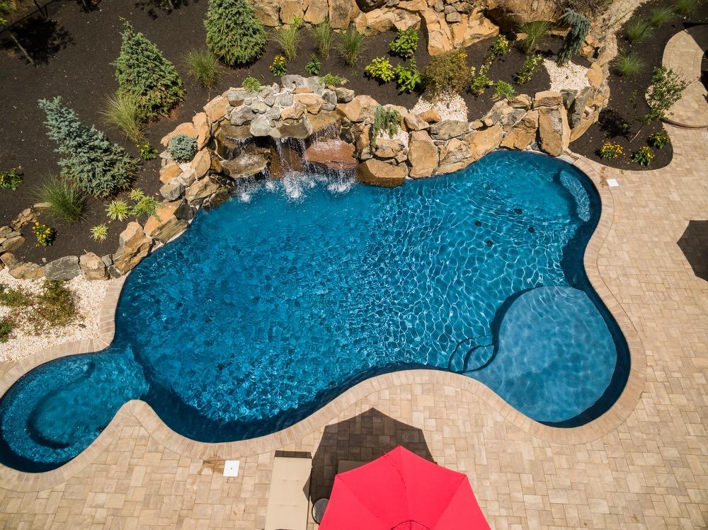 Inground Pools Wayne NJ By Pools By Design New Jersey