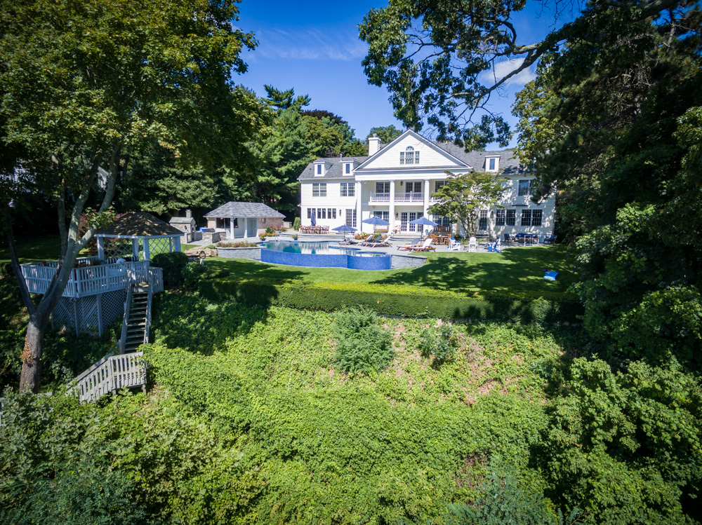 Pools By Design U2013 Vanishing Edge Pool U2013 New Jersey
