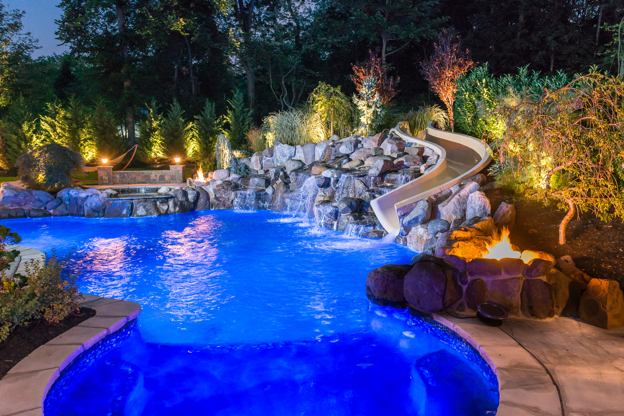 Inground Pools Livingston Nj By Design New Jersey 47